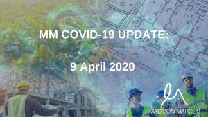 THE COVID-19 IMPACT ON PLANNING AND DEVELOPMENT IN NSW